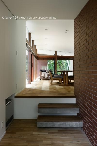 玄関ホール (029那須Hさんの家)