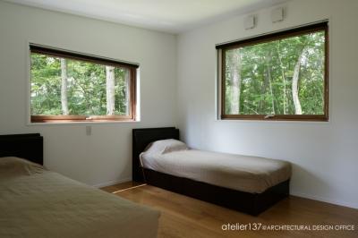寝室 (029那須Hさんの家)
