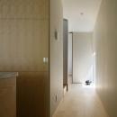 031軽井沢Tさんの家の写真 廊下