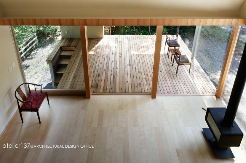 建築家:鈴木宏幸「031軽井沢Tさんの家」
