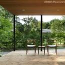 031軽井沢Tさんの家の写真 テラス