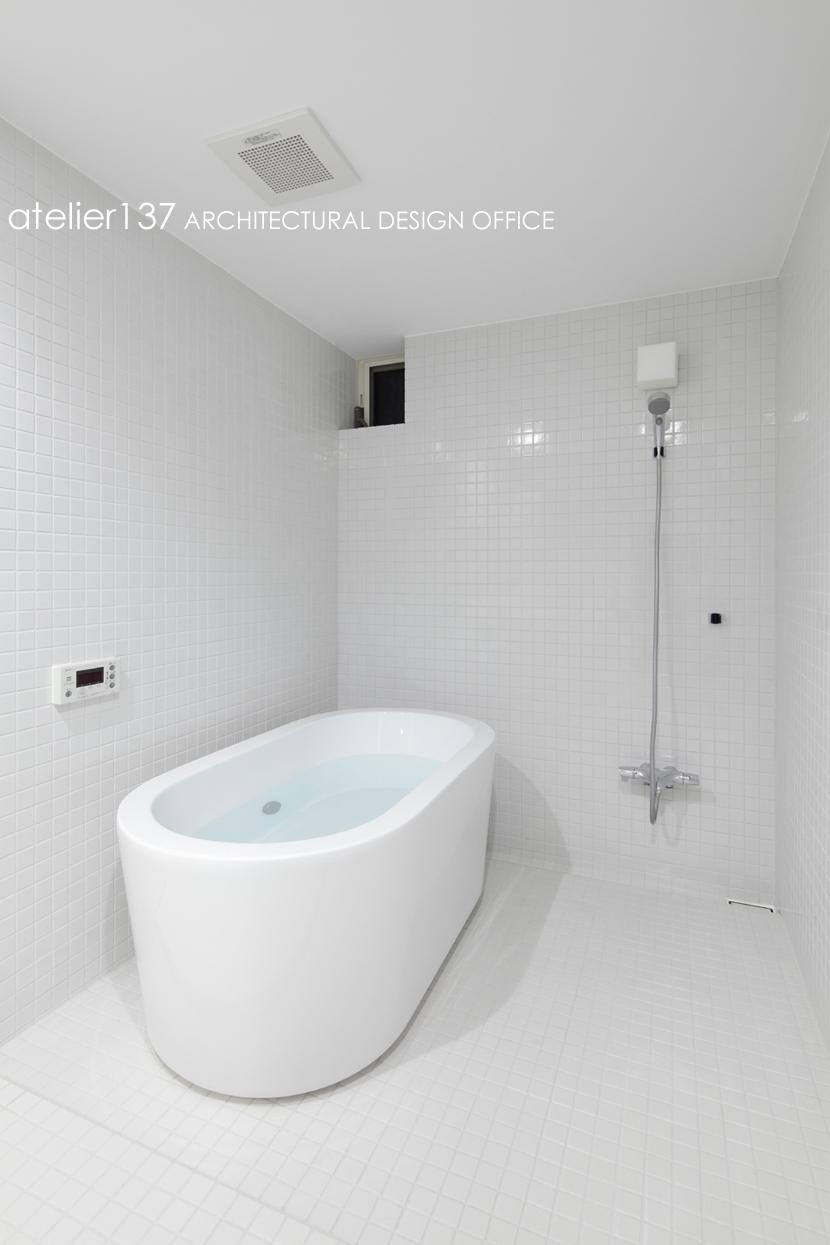 019軽井沢Mさんの家の部屋 浴室