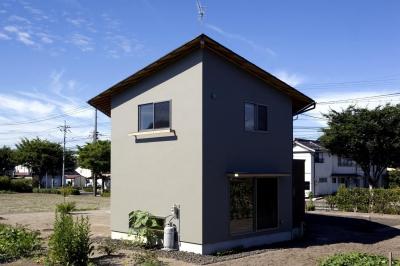 六角形の家 (外観)