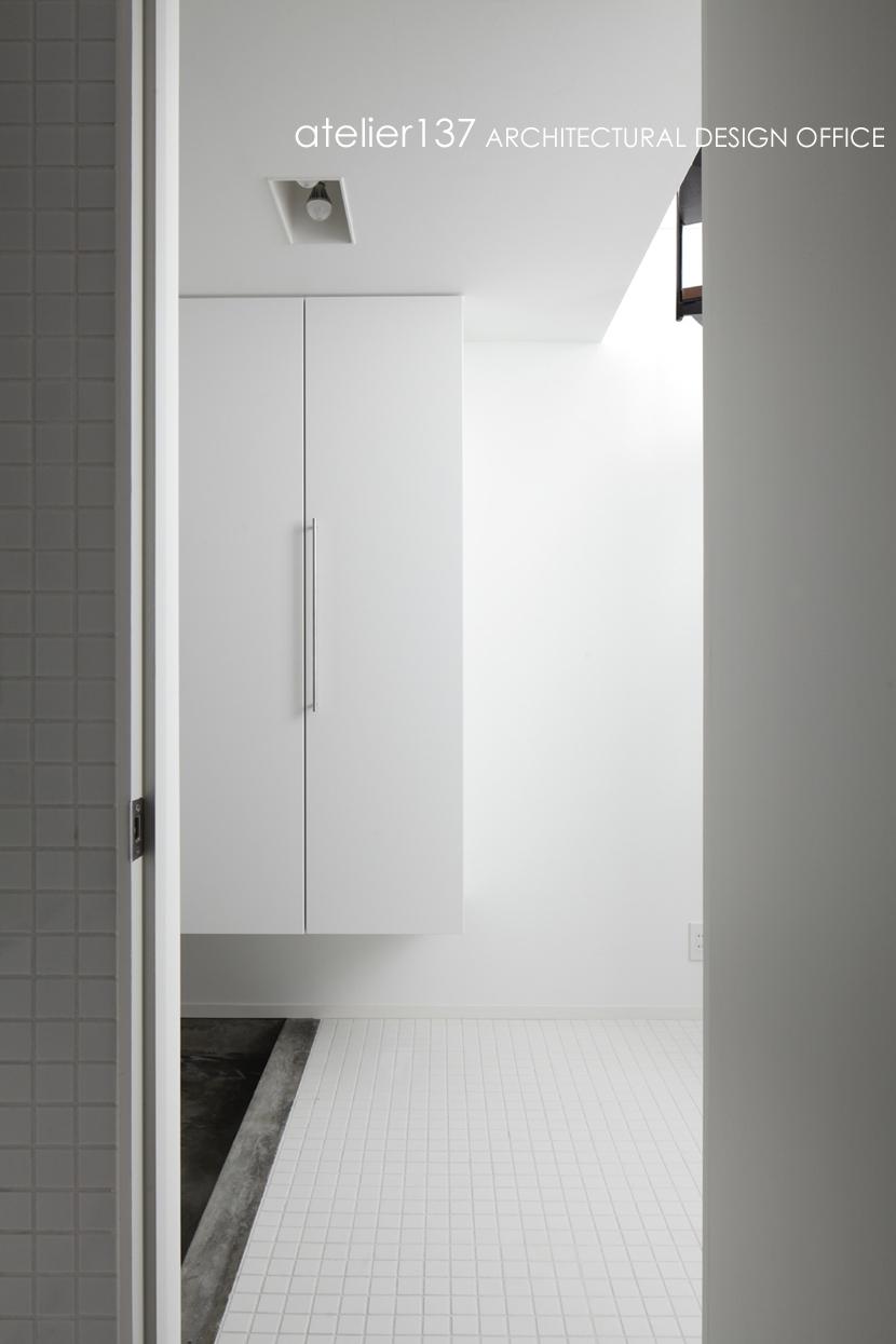 019軽井沢Mさんの家の部屋 玄関