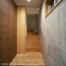 011船橋Kさんの家の写真 階段