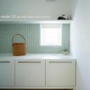 011船橋Kさんの家の写真 ユーティリティ