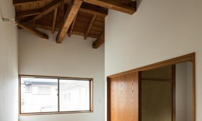 SU-renovation (階段ホール)
