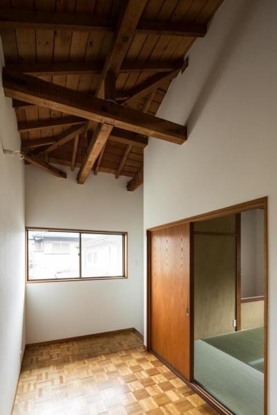 階段ホール (SU-renovation)