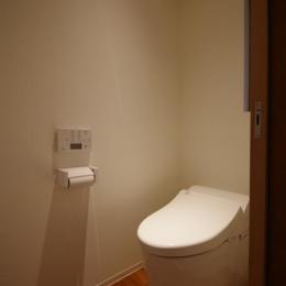 陽廻りの家 (トイレ)