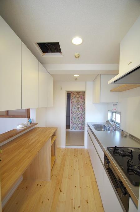 建築家:K+Yアトリエ一級建築士事務所「南行徳Y邸マンションリフォーム」