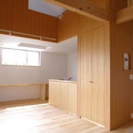 市川市Kさんの家新築工事 (ダイニング)