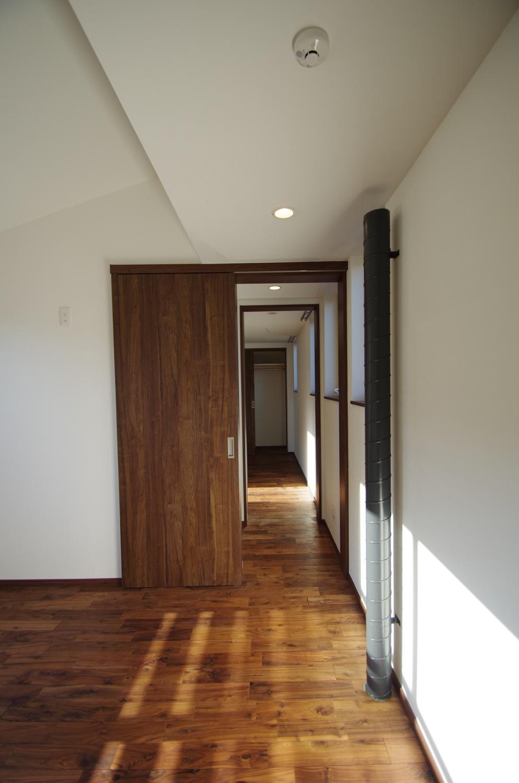 船橋市i邸新築工事の部屋 廊下