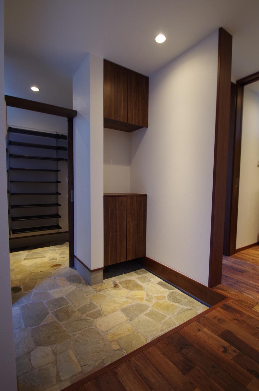 船橋市i邸新築工事の部屋 玄関