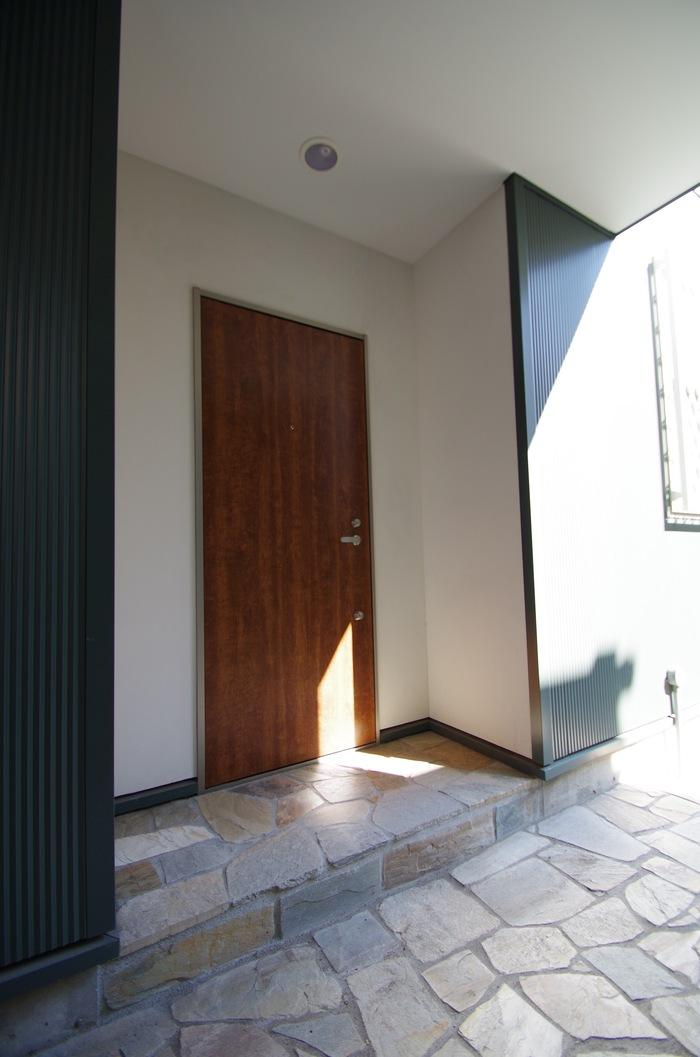船橋市i邸新築工事の部屋 玄関ポーチ