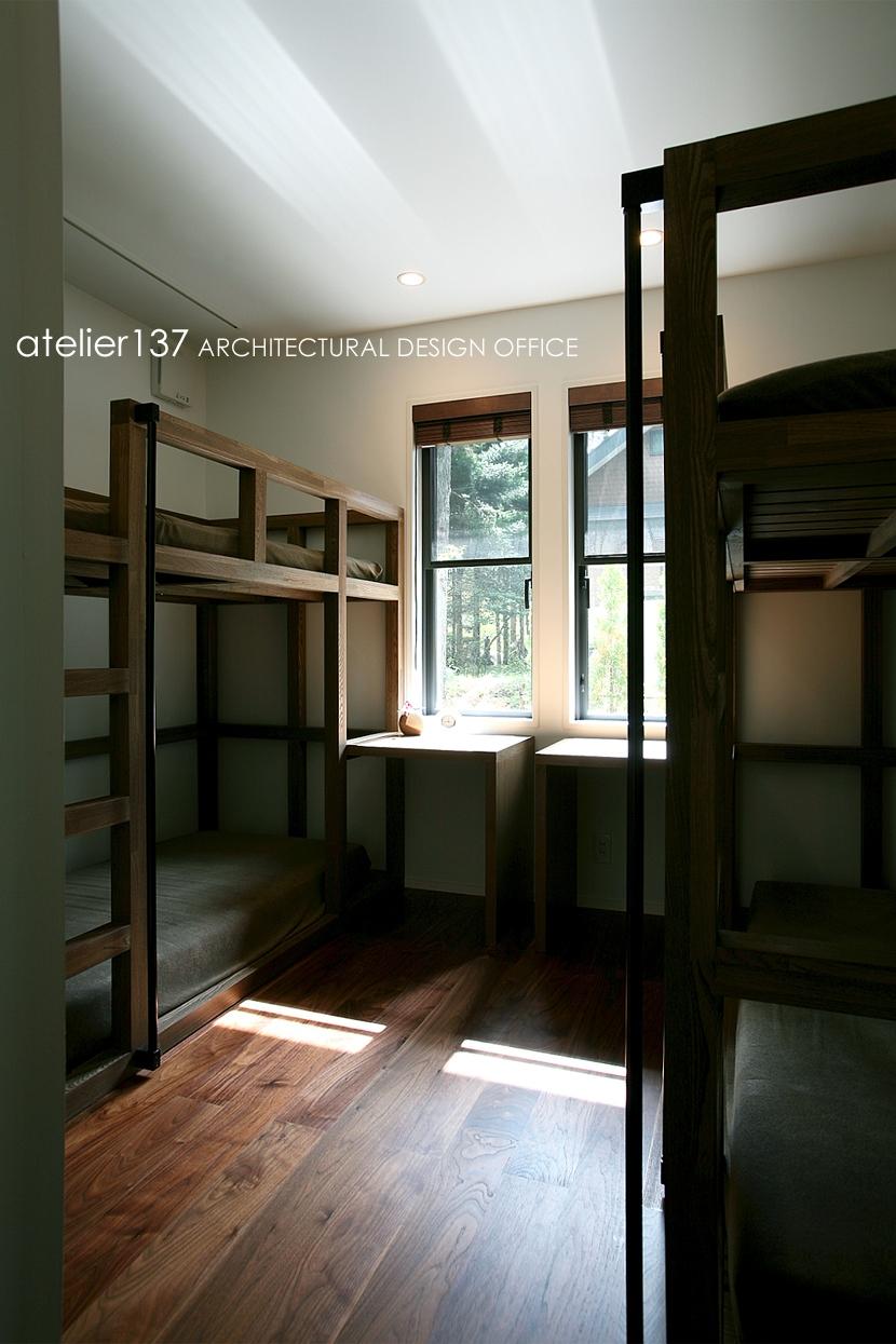 006軽井沢Kさんの家 (ゲストルーム)