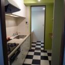 aaa邸リフォームの写真 キッチン
