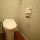 aaa邸リフォームの写真 トイレ