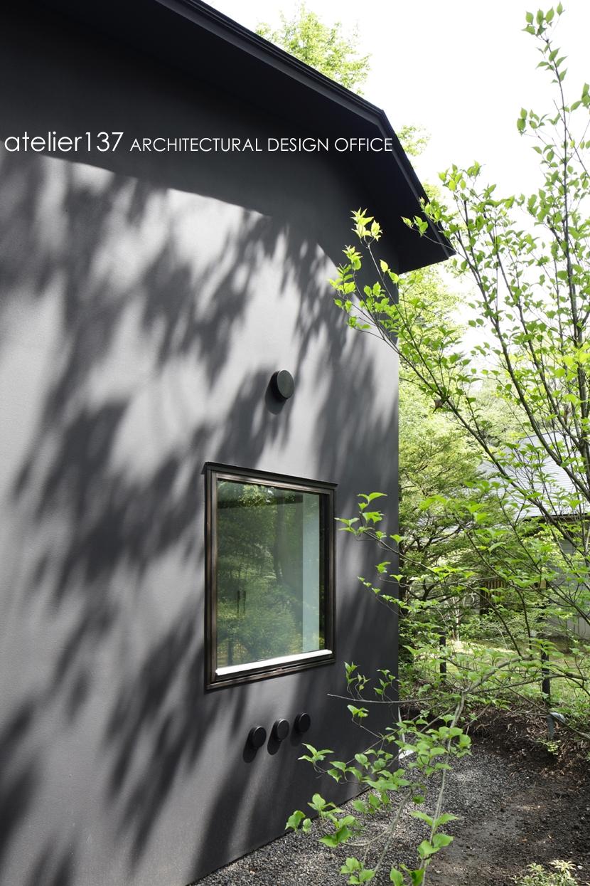 018軽井沢Cさんの家の部屋 外観