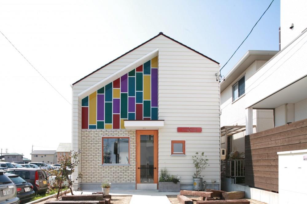 S's residence (外観)