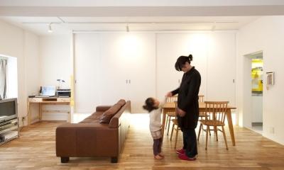 S邸・シンプルで木の温もりを感じるお家