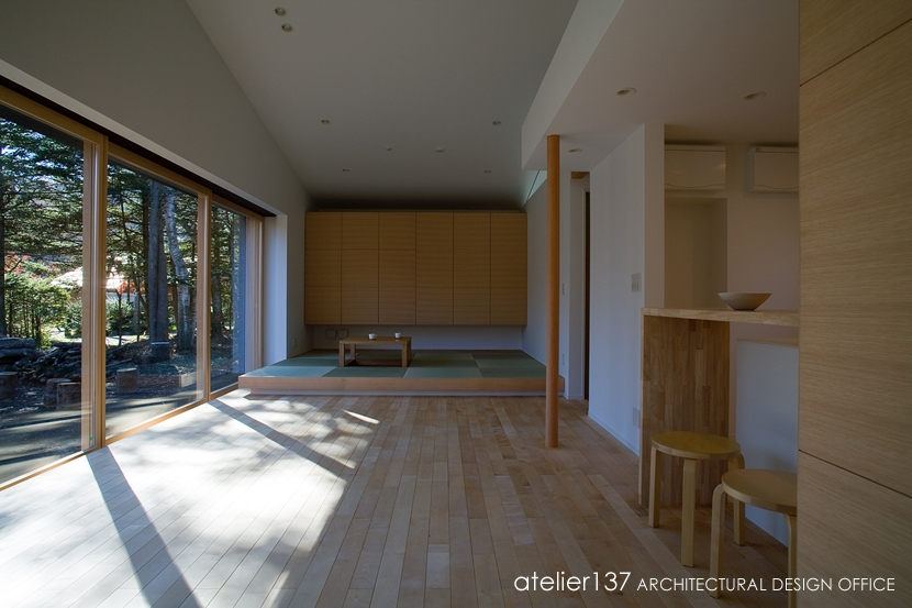 建築家:鈴木宏幸「012軽井沢Nさんの家」
