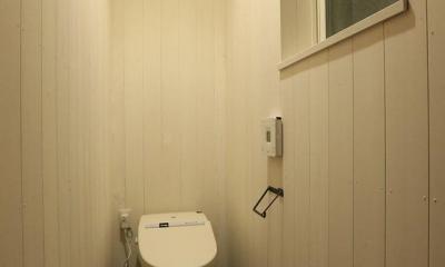 S's residence (トイレ)