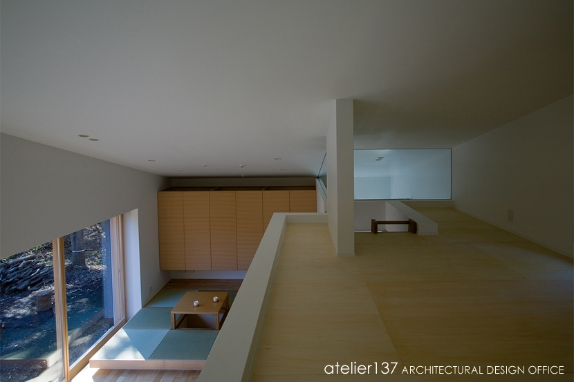 012軽井沢Nさんの家 (ロフト)