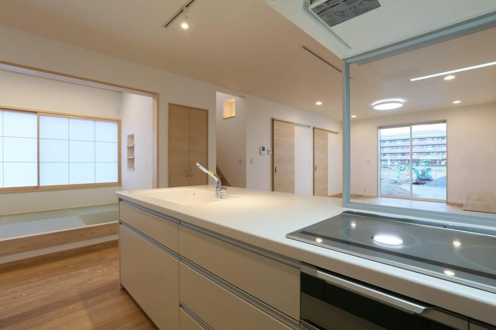 S's residence (キッチン)