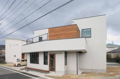 外観 (W's residence)
