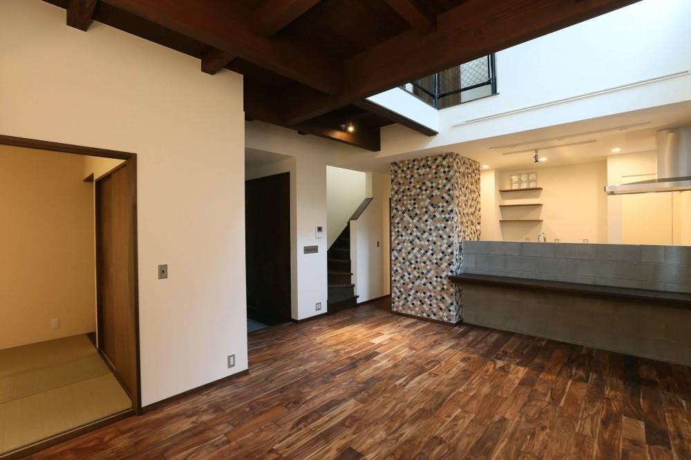 W's residence (LDK)