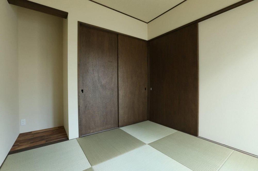 W's residence (和室)