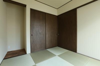 和室 (W's residence)