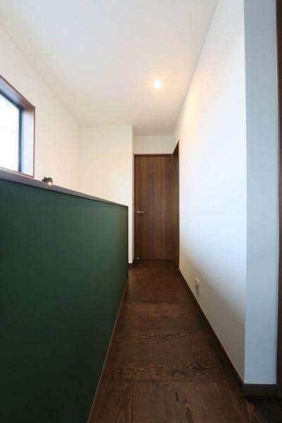 廊下 (W's residence)