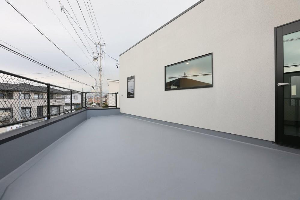 W's residence (バルコニー)