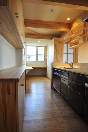 志布志の家の部屋 キッチン