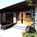 河野秀親の住宅事例「小さな住処」