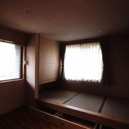 小さな住処 (寝室)