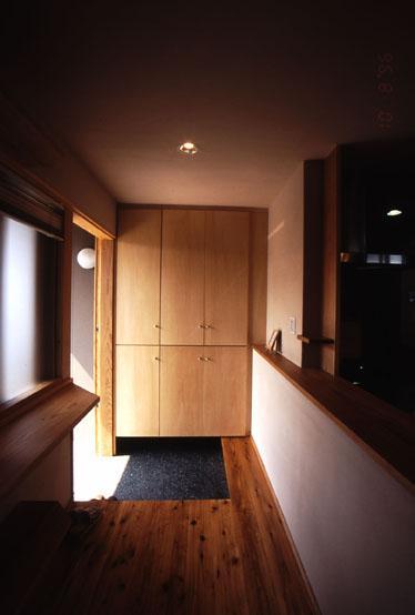 小さな住処の部屋 小さな玄関の空間