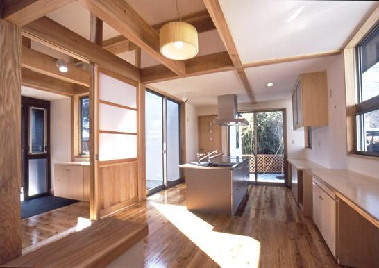 ダイニングキッチン (希望の家)