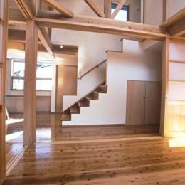 階段 (希望の家)