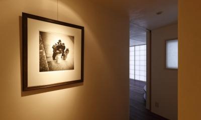 studio304 (玄関ホール)