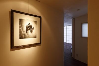 玄関ホール (studio304)