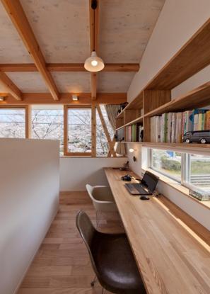 建築家:久保田英之建築研究所「Sakura」
