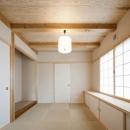 「つし」のある家の写真 神様を祀る部屋
