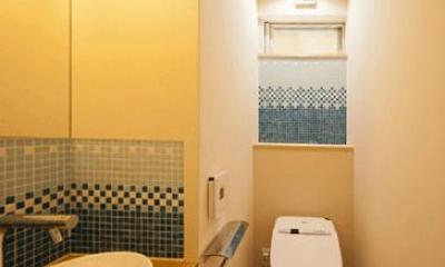 「つし」のある家 (トイレ)