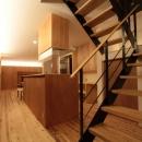 LDK・オープン階段