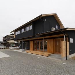 NOUKA project! (黒い外観)