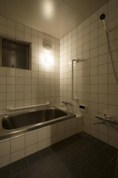 浴室 (Re‐町家)