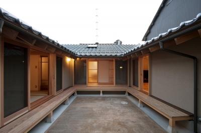 中庭 (Re‐町家)