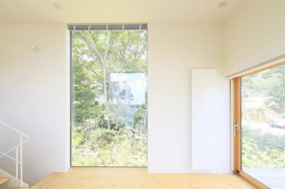 円山西町の家 (内観03 (photo by hiroyuki sudo))